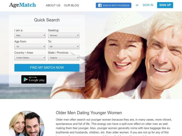 Review Age Match Site
