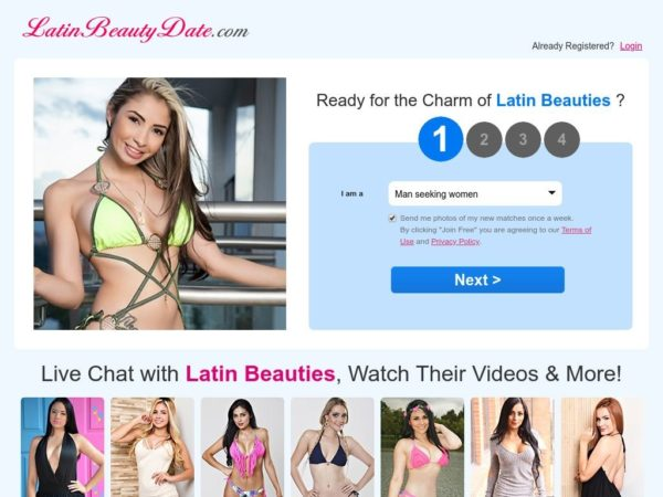 Review Latin Beauty Date Site